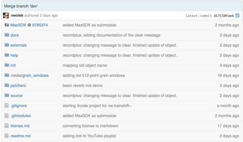LowkeyNW Max package on GitHub
